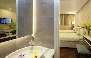 Camelia Saigon Central Hotel - Bathroom  - #0