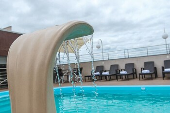 Grande Hotel Ipatinga - Pool Waterfall  - #0