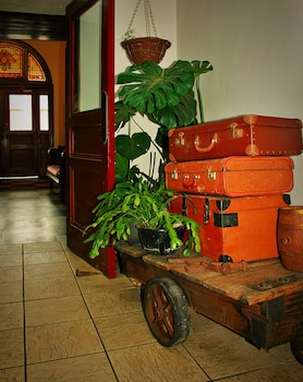 Southern Railway Hotel - Interior Detail  - #0