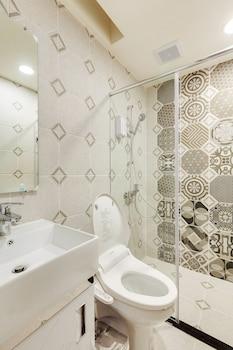 Taiwan Youth Hostel & Capsule Hostel - Bathroom  - #0