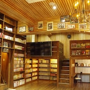 芥末床與圖書館旅館 - 青年旅舍