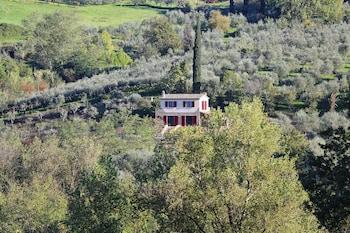 Casa del Pastore - Aerial View  - #0