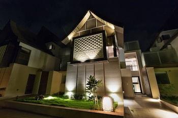 峇裡超奢華別墅飯店