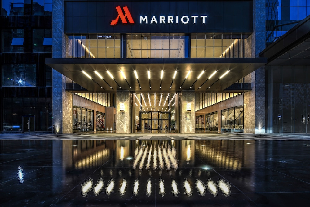 Chengdu Marriott Hotel Financial Centre
