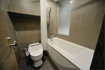 Dormy Inn SEOUL Gangnam - Bathroom  - #0