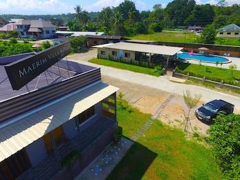 Maerim Villa & Pool - Aerial View  - #0