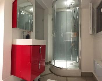 Studio Villa Anglaise - Bathroom  - #0