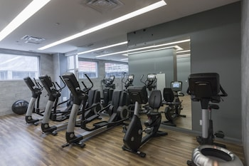 QuickStay - Luxury in Yorkville (Yonge & Bloor) - Fitness Facility  - #0