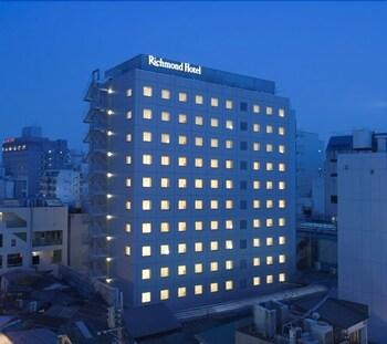 裡士滿熊本新市街飯店