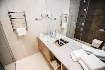 Maqan Hotel Almaty - Bathroom  - #0