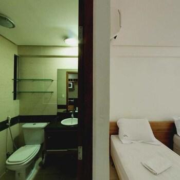Mar do Cabo Branco Flat - Bathroom  - #0