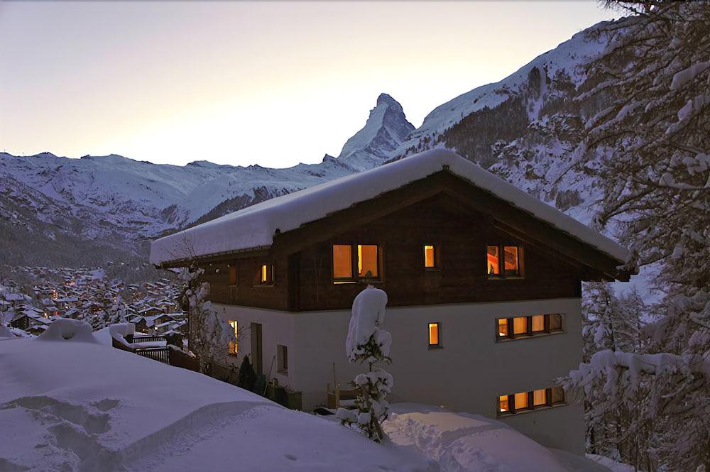 Ferienhaus Matterhorngruss