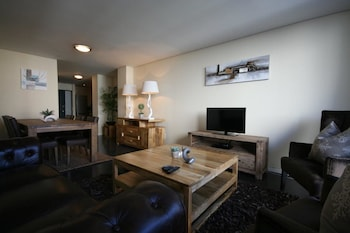 803 Green Market Place - Living Room  - #0