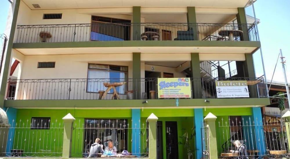 Sleepers Sleep Cheaper Hostel