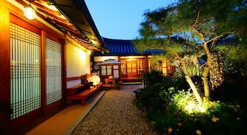 Photo for Jeonju Beautiful Garden Hanok Guesthouse in Jeonju