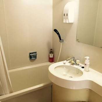 B&B Park Hotel Kagoshima Annex - Bathroom  - #0