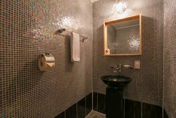 Huebean Pension - Bathroom  - #0