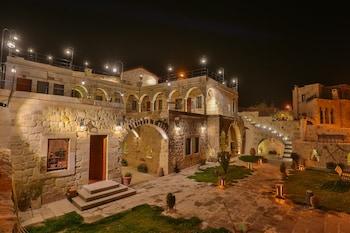 衛城洞穴套房飯店