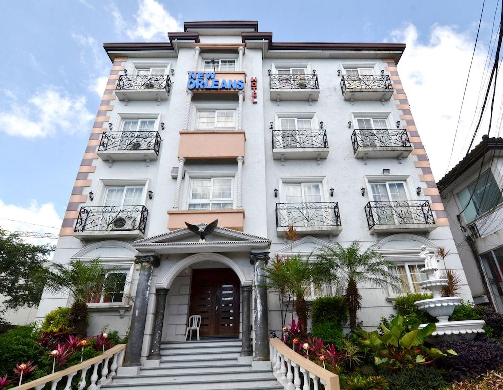 New Orleans Auberge Hotel Tagaytay