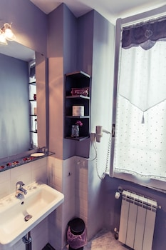 La Curia Guest House Rome - Bathroom  - #0