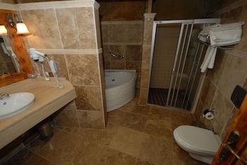 Melis Cave Hotel - Bathroom  - #0