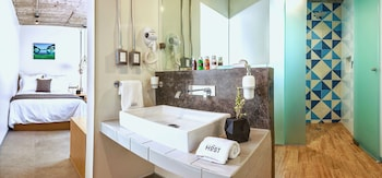 The Host Business Suites at WTC - Bathroom Shower  - #0
