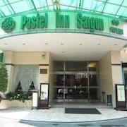西貢粉筆畫旅館