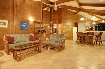 Sands Villas Rarotonga - Living Area  - #0