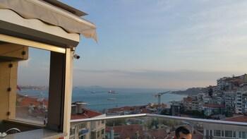 Istanbul Modern Residence - Terrace/Patio  - #0