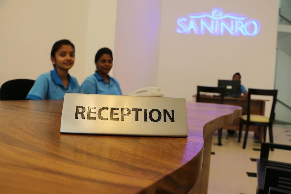 Saninro Residences & Food Court