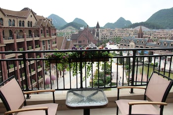 Country Garden Holiday Hotel Guiyang - Balcony  - #0