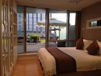 Xuan Wu Lake Yousu Hotel Apt Nanjing - Featured Image  - #0