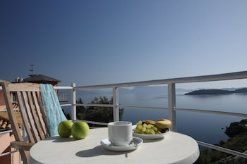 Red Tower Hotel Lefkada - Balcony  - #0