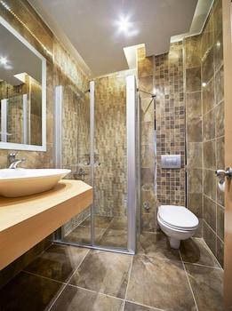 Gumuspark Resort Hotel - Bathroom  - #0