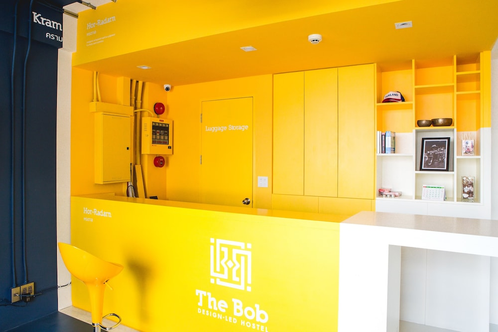 The BOB hostel