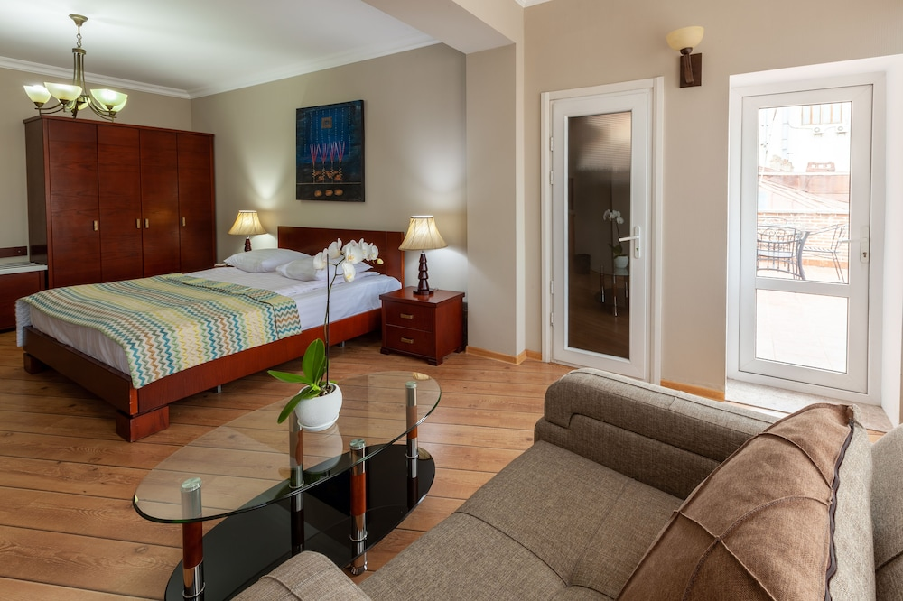Hotel Penthouse
