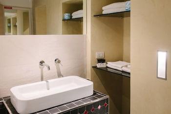 1743 Loft Siracusa - Bathroom  - #0