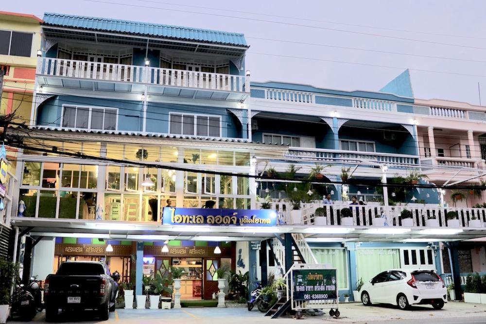 I Talay Lodge Boutique Hotel