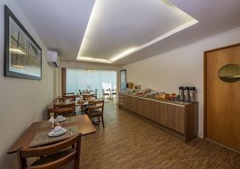 Logic Hotel Duque de Caxias - Breakfast Area  - #0