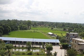 Hotel Monalisa Chitwan - Aerial View  - #0