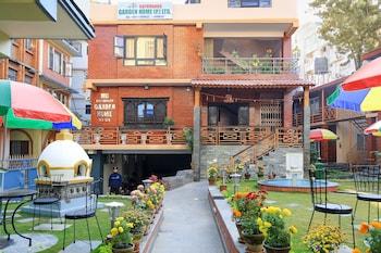 Kathmandu Garden Home - Aerial View  - #0