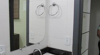 Tapajós Center Hotel - Bathroom  - #0