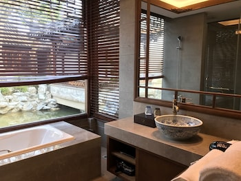 Wuxi Dangkou Scholars Hotel - Bathroom  - #0