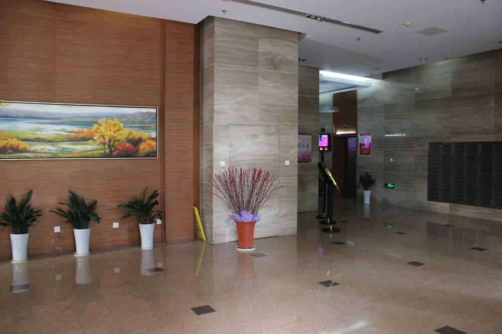 Nanjing Zhixuange Service Apt Xinjiekou
