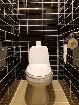 TraveLight - Hostel - Bathroom  - #0