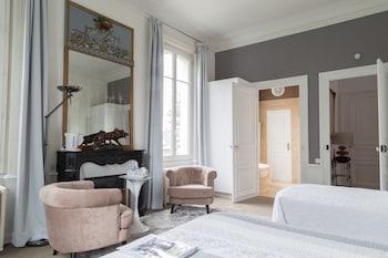 tarifs reservation hotels Bed&Breakfast - La Villa De La Paix