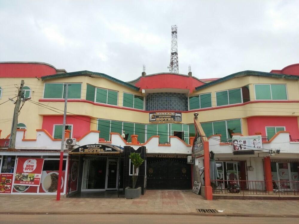 Bineys Hotel