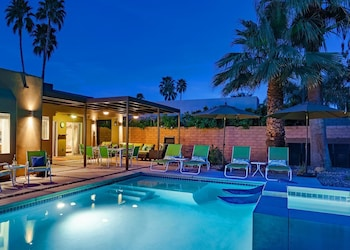 San Lucas Hideout in Palm Springs, California
