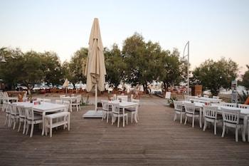 Meggs Bodrum Beach Hotel - Restaurant  - #0