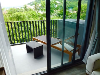 The Deck Condominium - Balcony  - #0